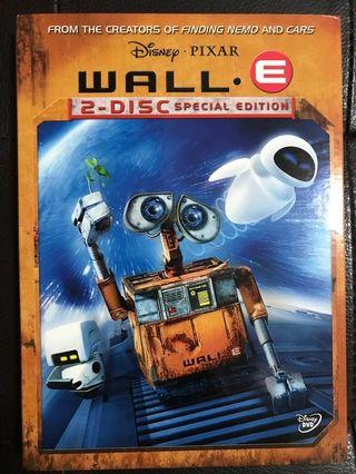 太空奇兵.威E Wall-E DVD Disney