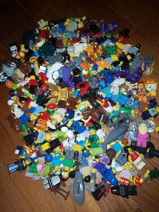 Official Lego Minfigures, Accessories, Base Plate