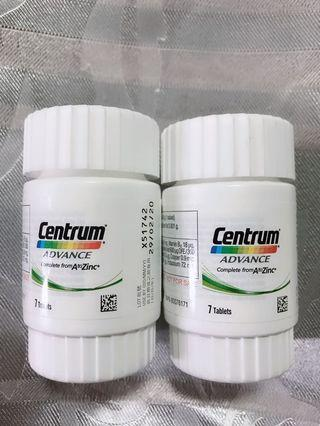 🥗2件$15🥗善存 Centrum ADVANCE (7tablet
