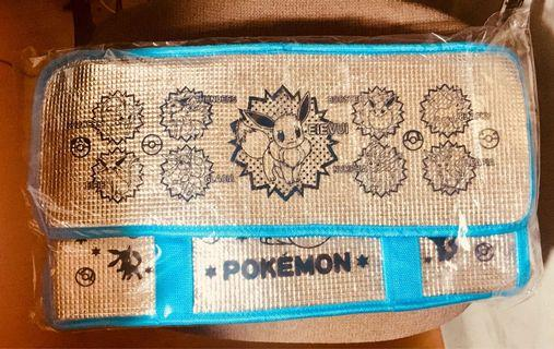 [SALE] Pokemon Sun & Moon Eevee Cooler Bag (Toreba)