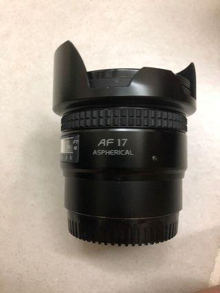 🚚 Tokina AF17 Aspherical Fish Eye Analogue 70mm f3.5 lens - Cheapest on Carousell!