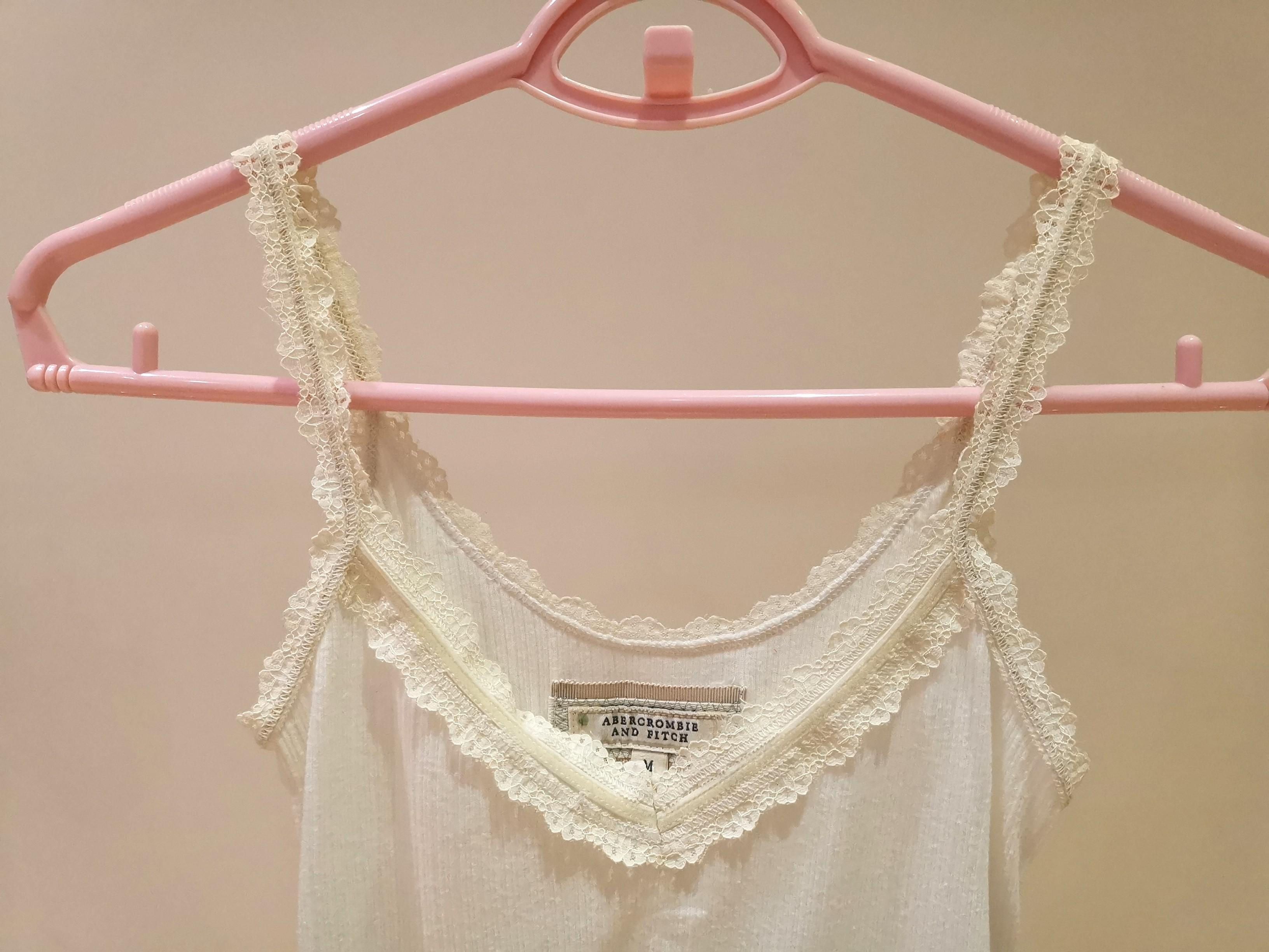 Abercrombie and Finch lace top