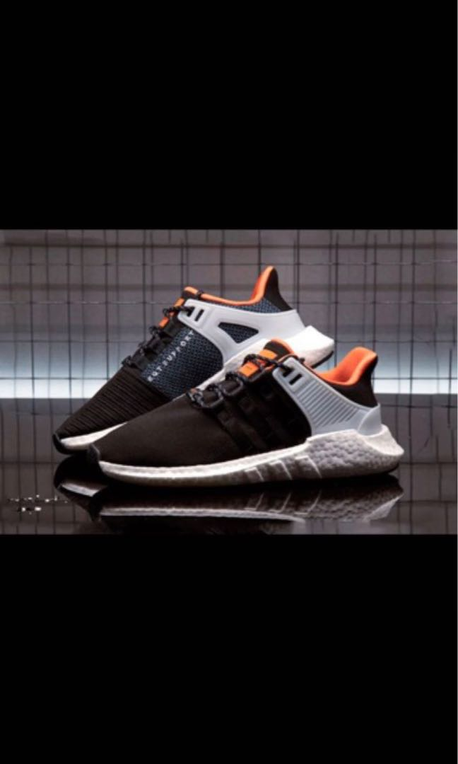 low priced 2e8e9 b5c82 Adidas Originals EQT Support 93/17