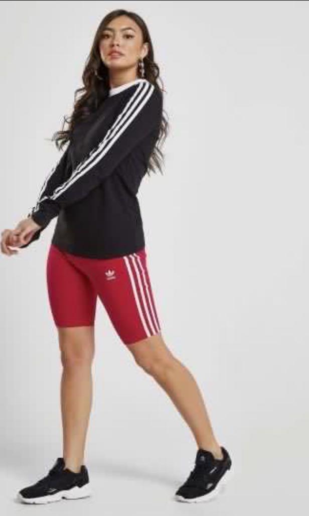 Adidas three stripes shirt