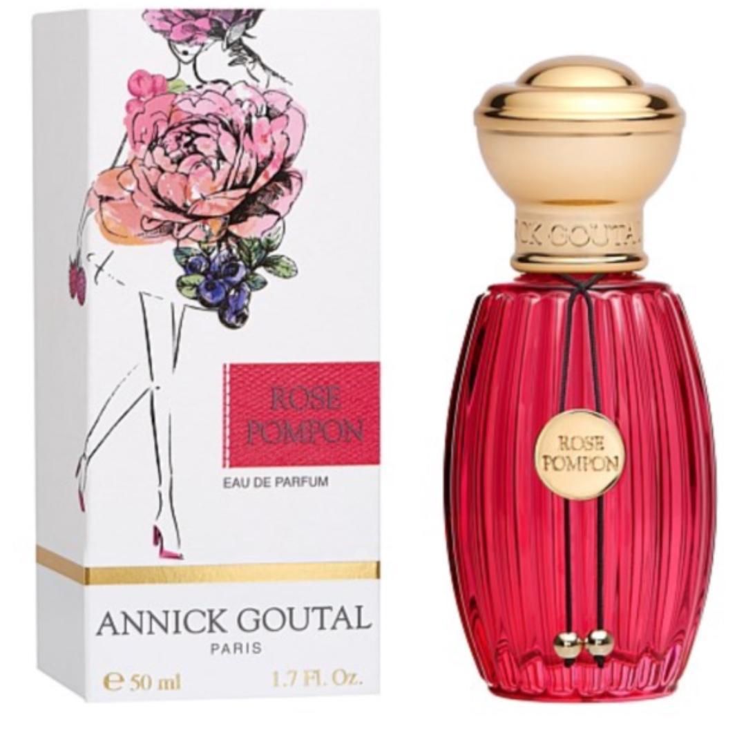 Annick Goutal Rose Pompon EDP perfume 50ml RRP$184
