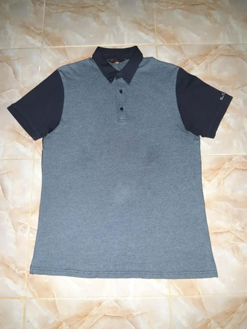 Ben sherman polo shirt M 95%