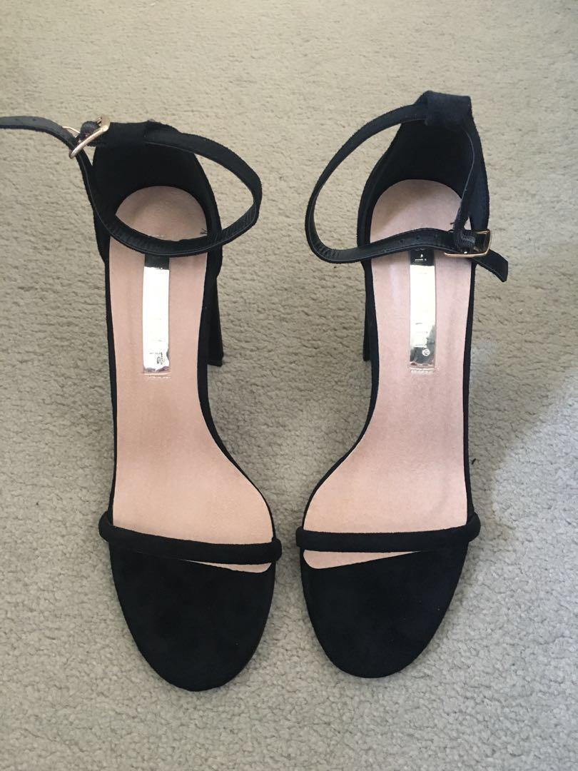 Billini Jena Heels Black