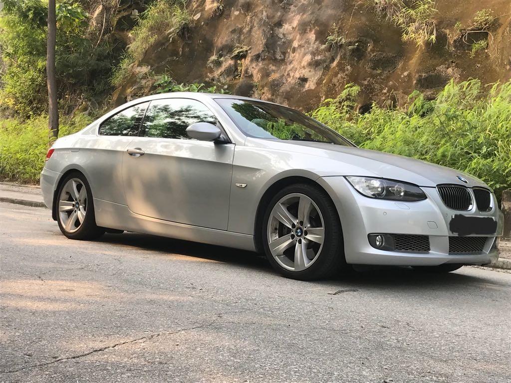 BMW 335I COUPE 2007