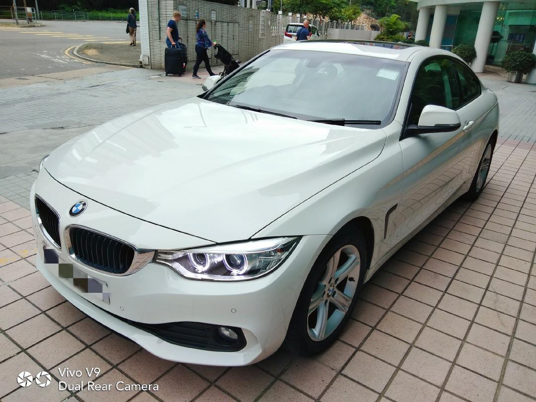 BMW 420I COUPE 2016