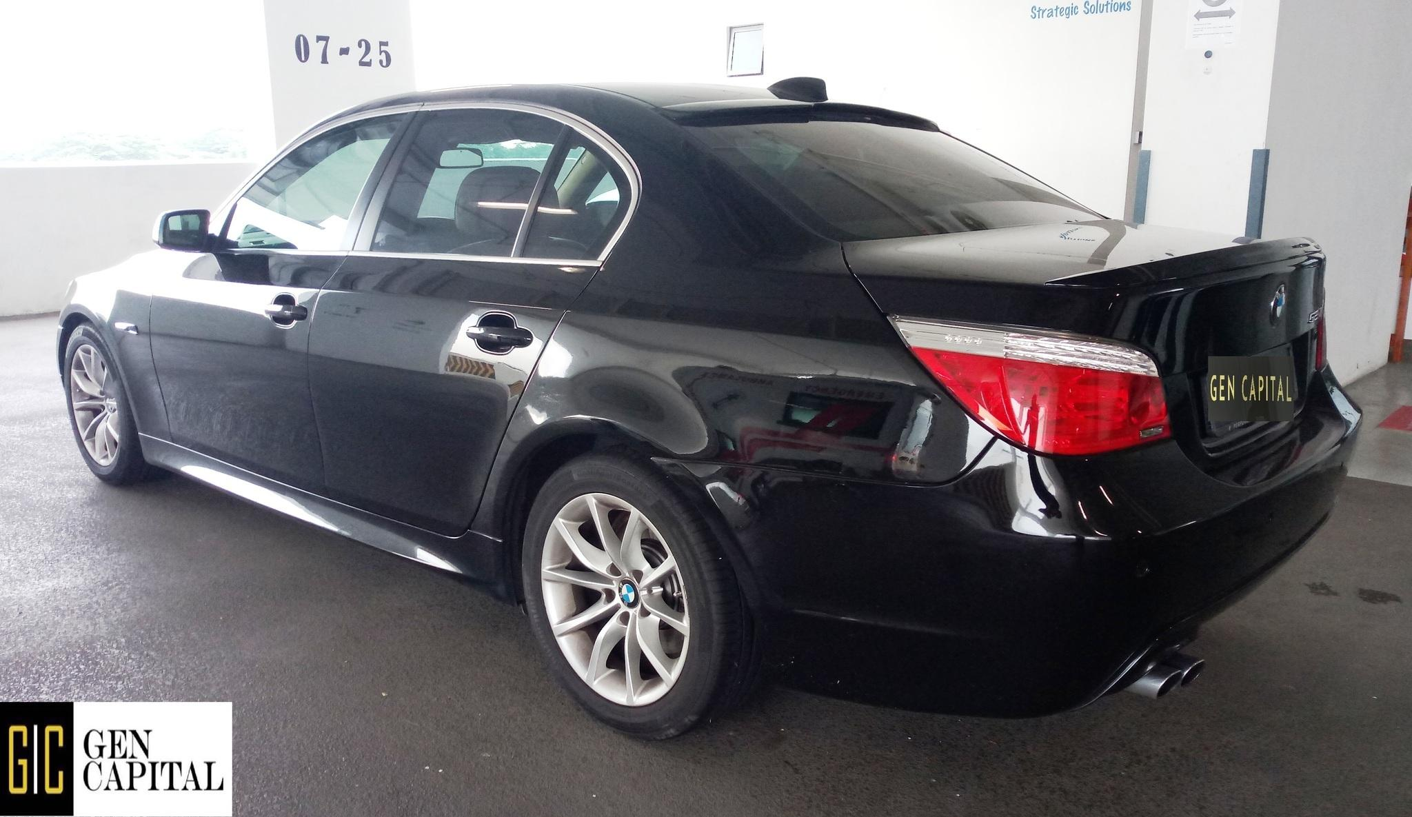 BMW 525i XL Grab Gojek Ryde Tada & Non PHV Car Rental