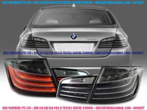 BMW F10 Back Lamp, Car Accessories, Electronics & Lights on Carousell