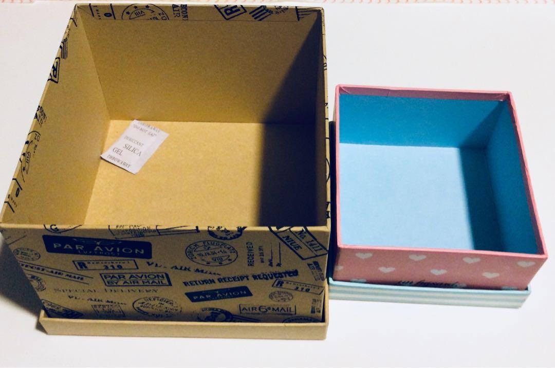 BN Gift Squarish Gift Boxes