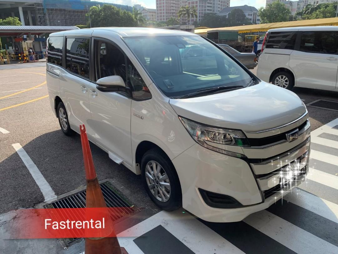 Toyota Noah 1.8 Hybrid 2019