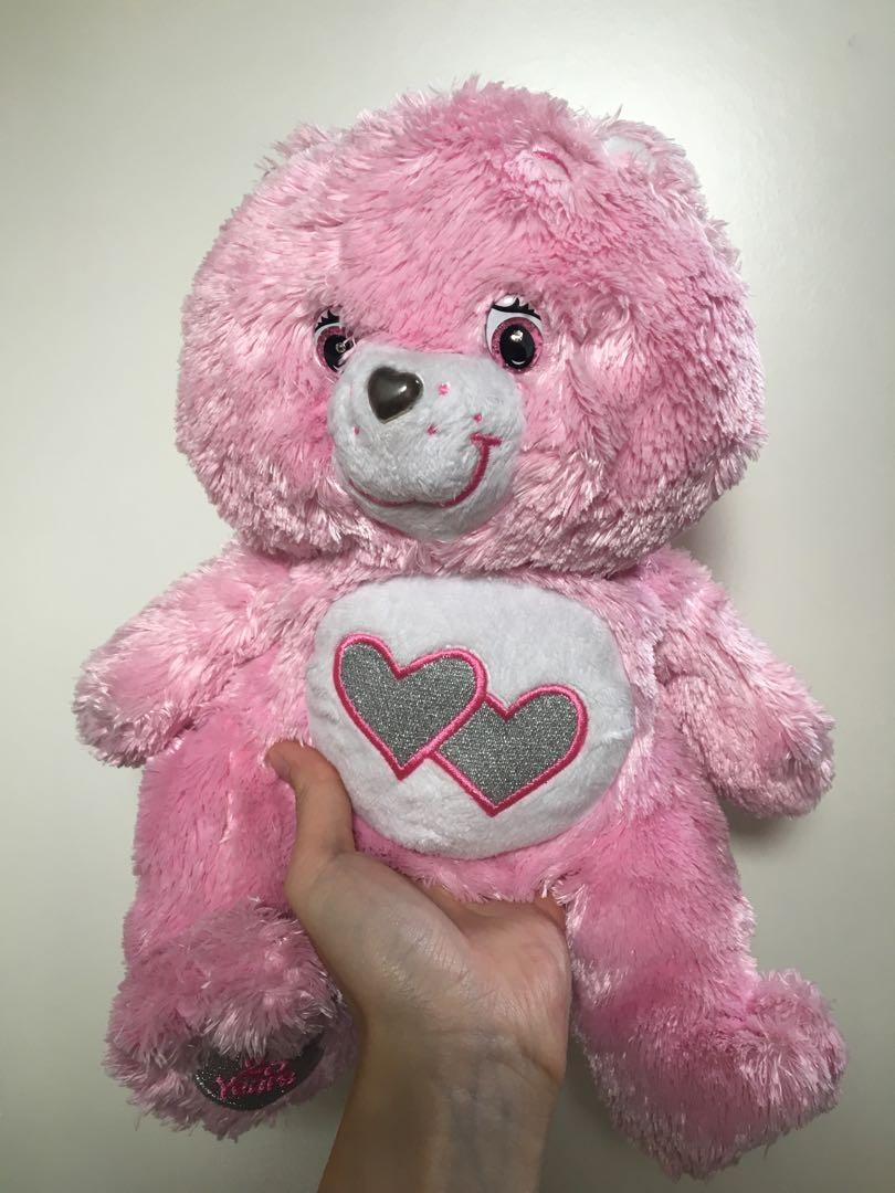 Care Bears 25 years Love a Lot Bear