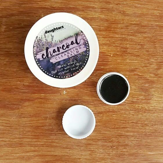 Charcoal Cleansing Balm Trial Size