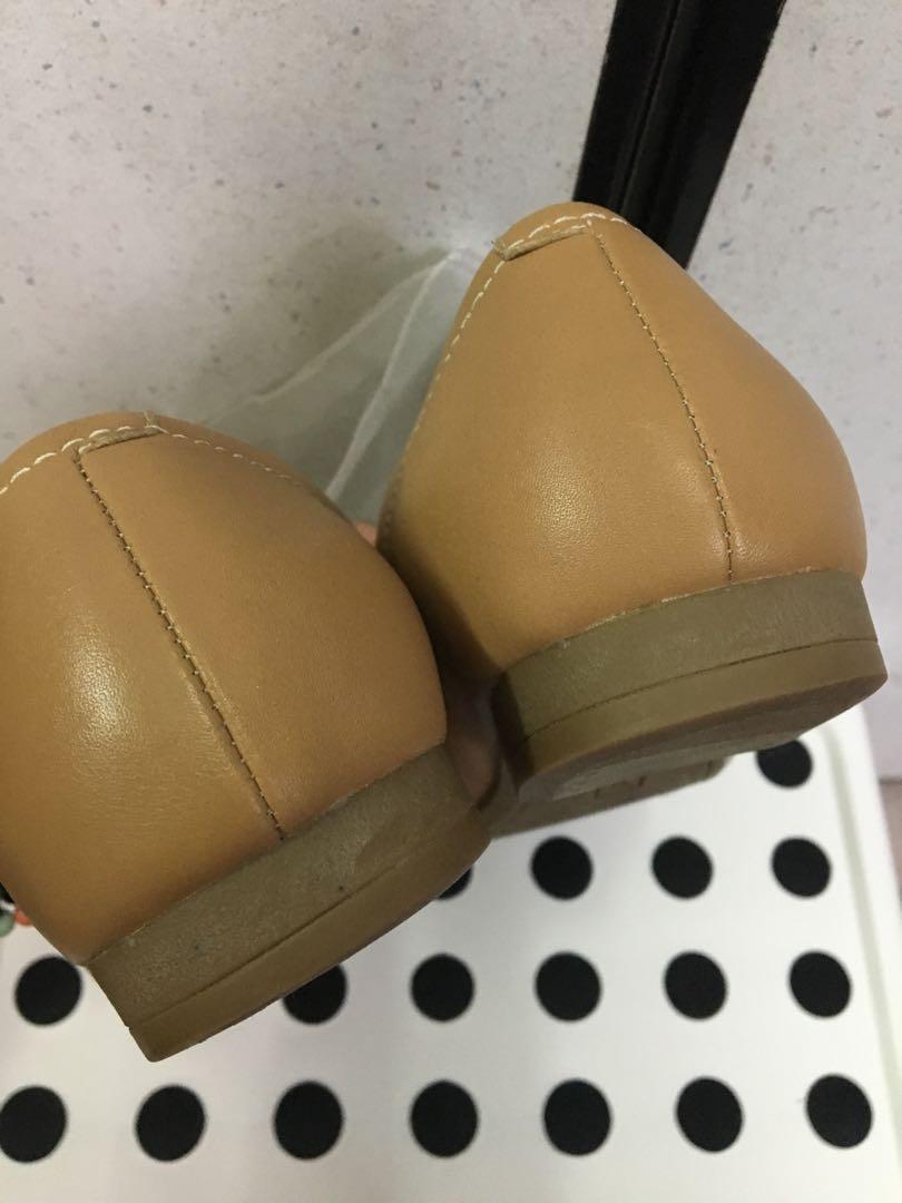 Dr. Kong 上班 返工 平底鞋 Ballerina Flat