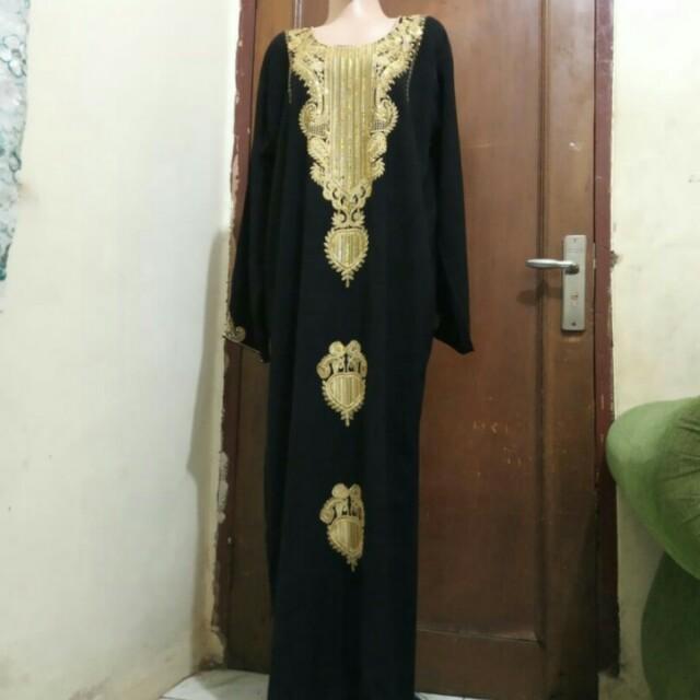 Gamis elegant ala arab