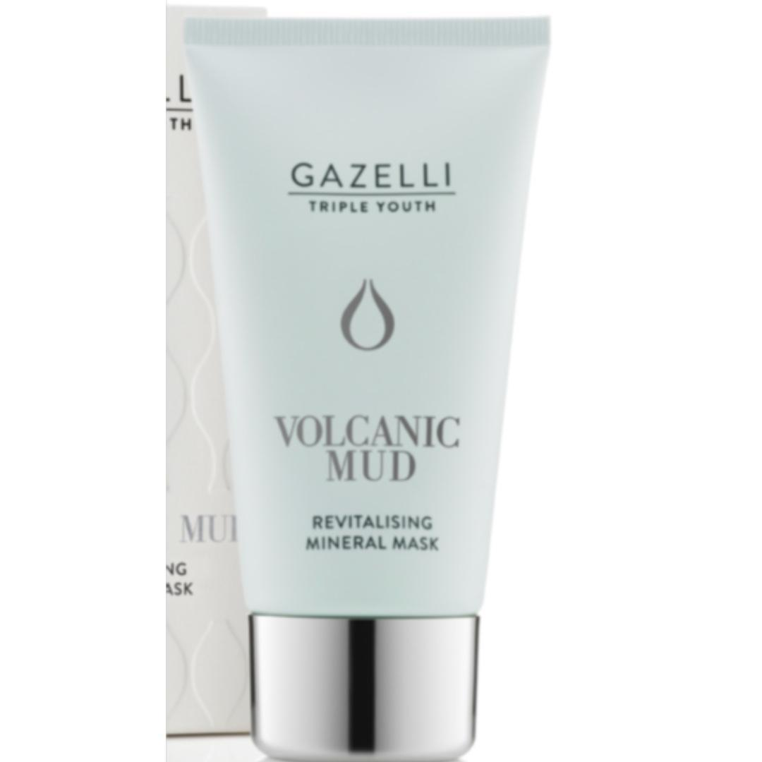 Gazelli Volcanic Mud Revitalising Mineral Mask RRP$80