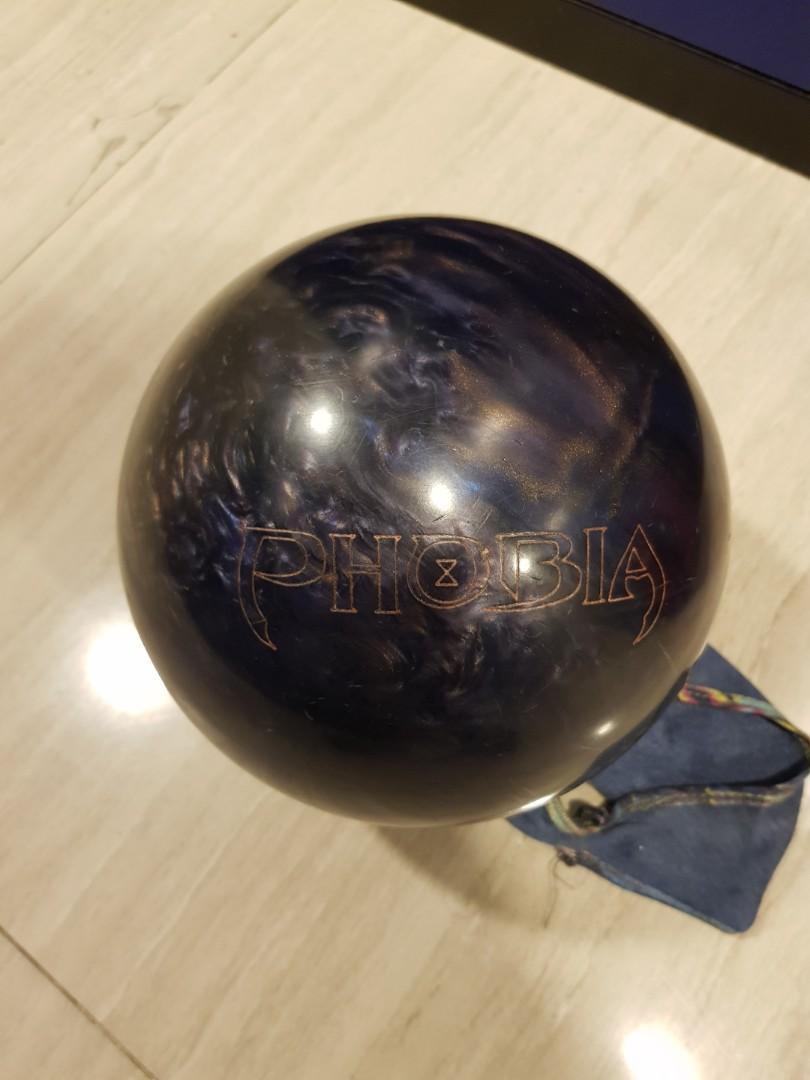 Hammer Phobia 15lbs bowling ball