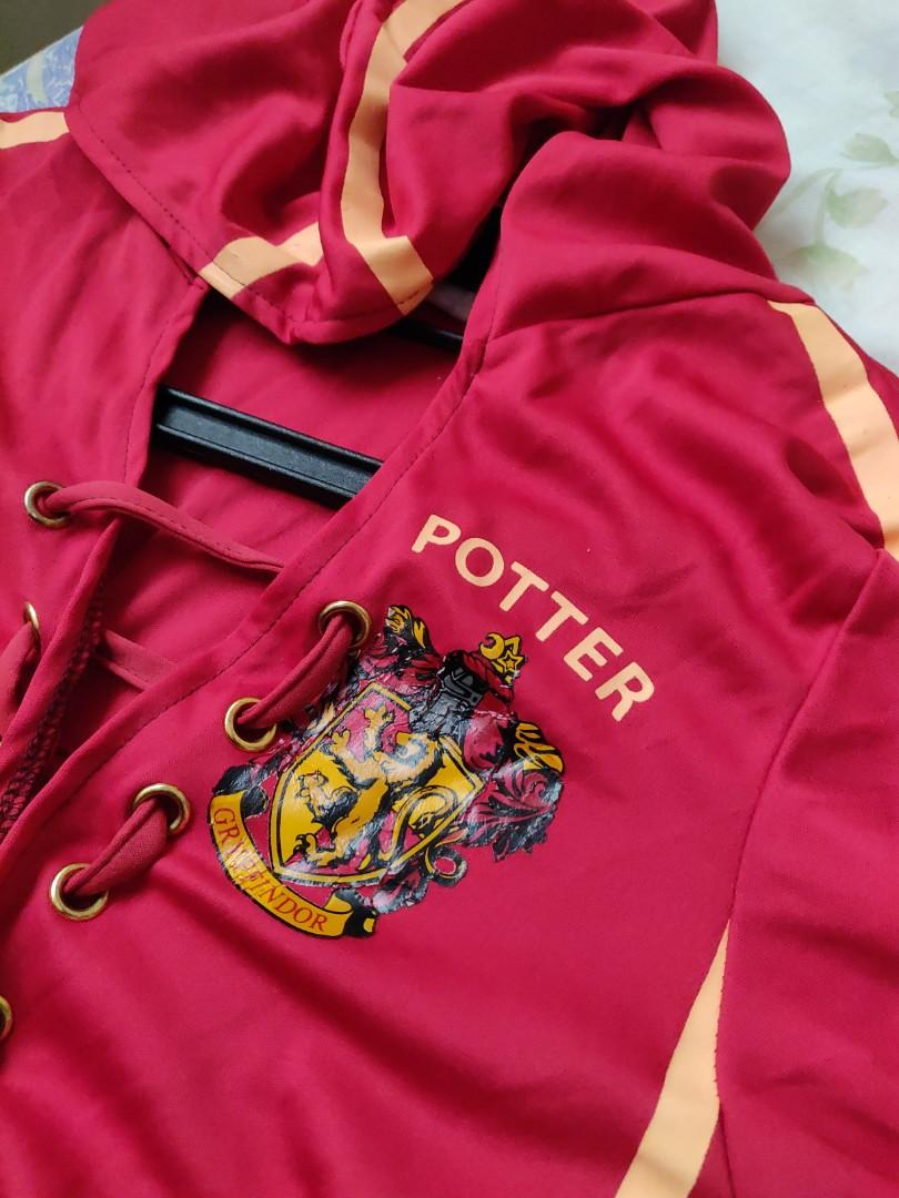 Halloween Costume Harry Potter Gryffindor Quidditch Robes Everything Else On Carousell