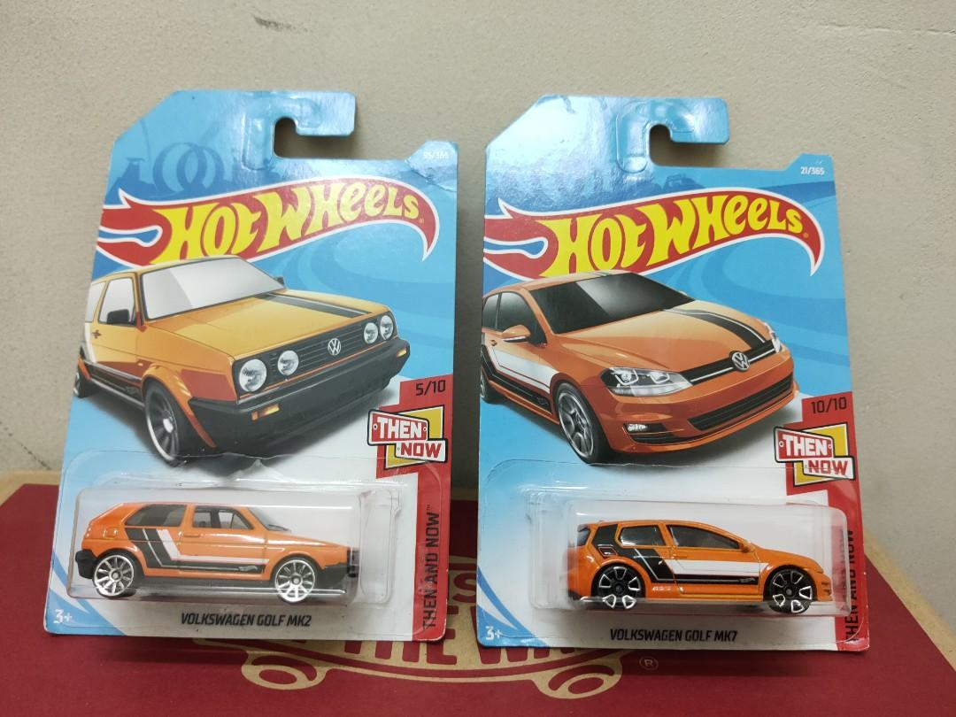 Hotwheels Volkswagen Lot