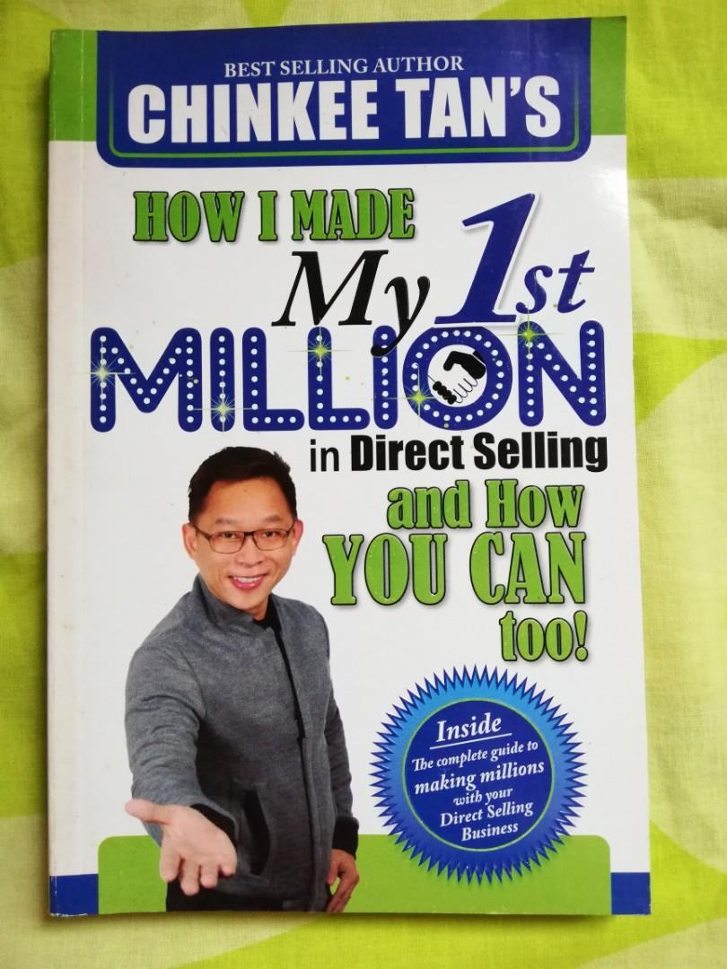 How I made my 1sy Million in Direct Selling and How you can too by Chinkee Tan
