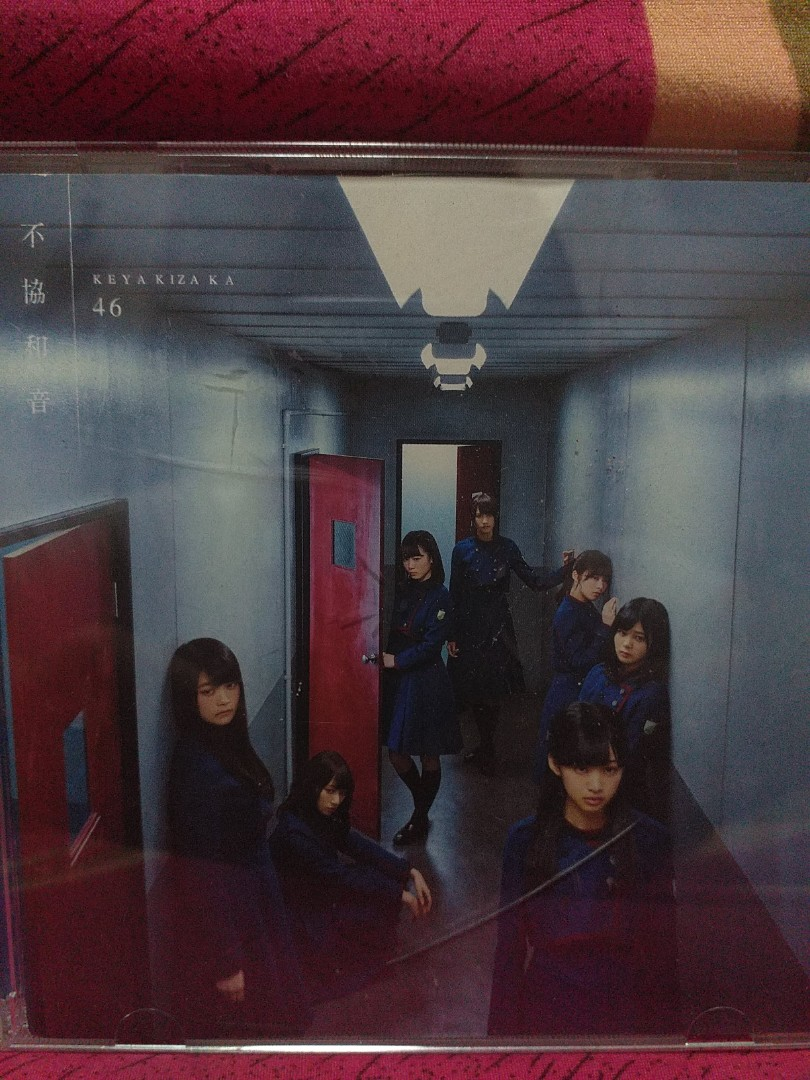 Keyakizaka46 4th Single Regular Edition