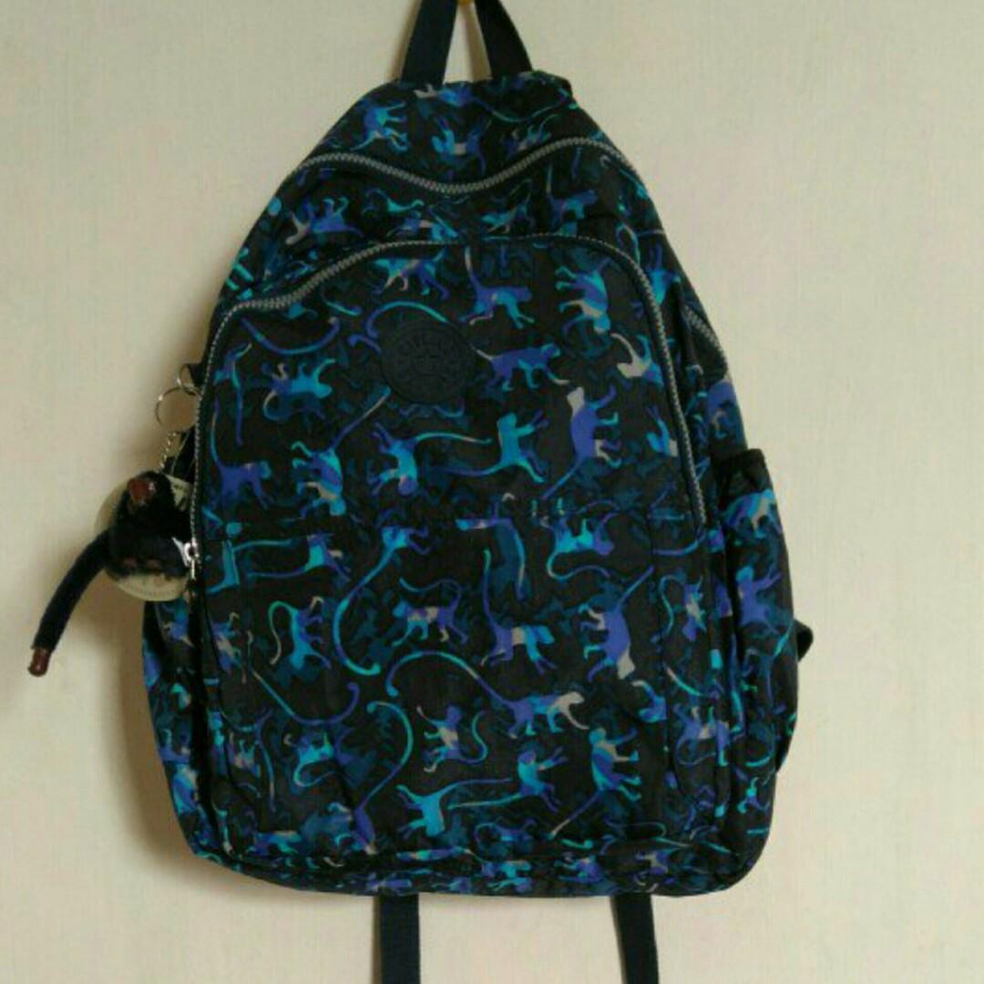Kipling backpack kw/kipling kw/ransel kipling kw/tas punggung kipling kw/tas sekolah anak/tas laptop