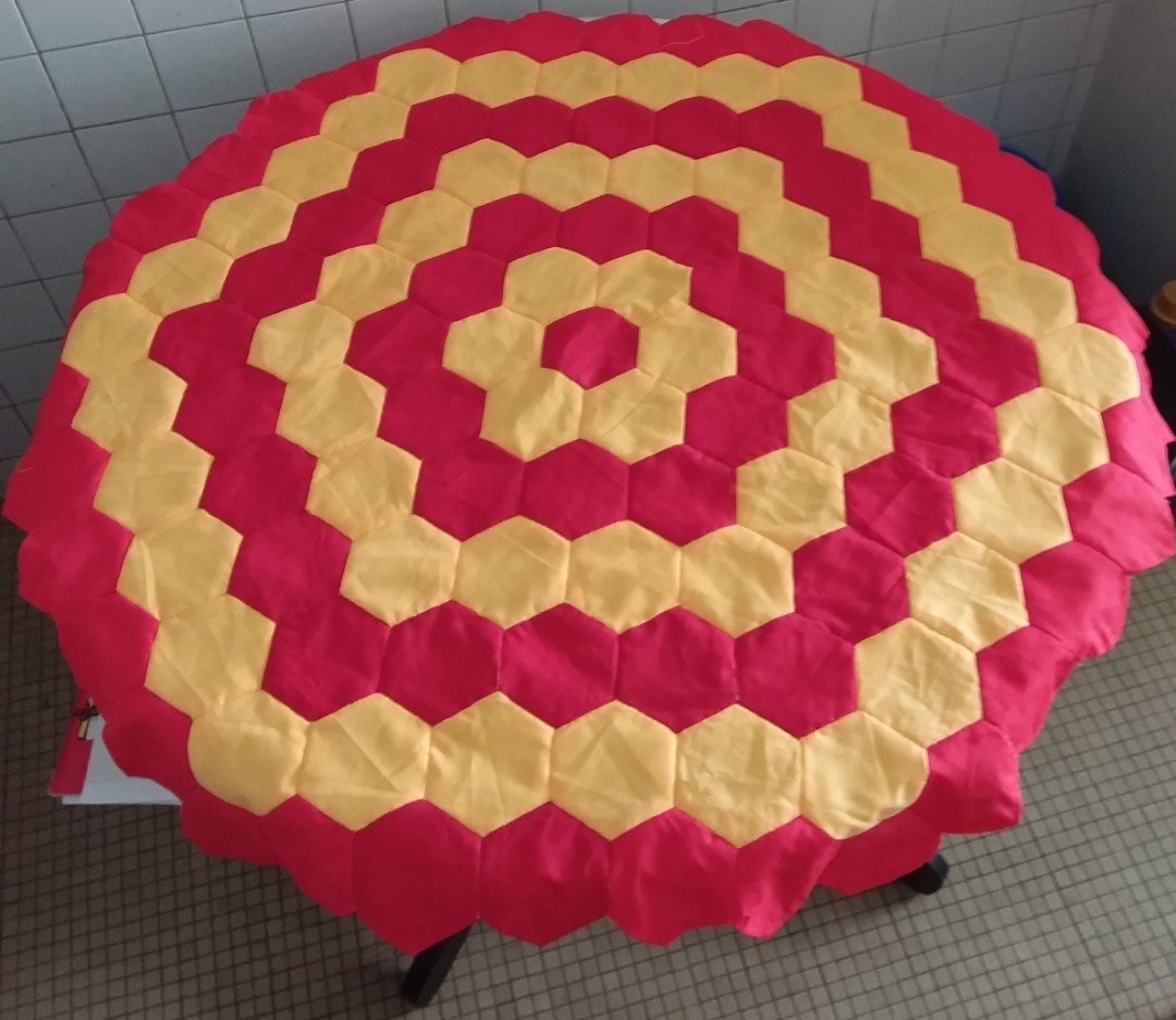 Kitchen Table Cloth Design Craft