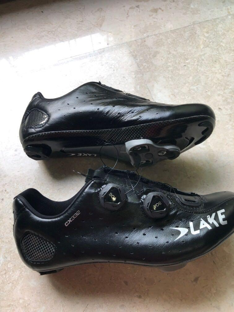 closer at release date half price Lake Shoes CX 332 Extra Wide (Black Sz US9.5 EU43.5), Bicycles ...