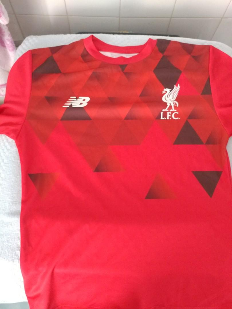 Liverpool Champions League Final 2019 Training Kit Sports Sports Apparel On Carousell
