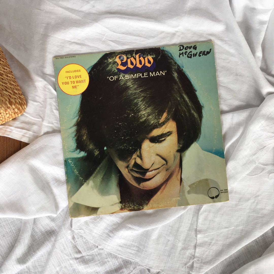 lobo vinyl records