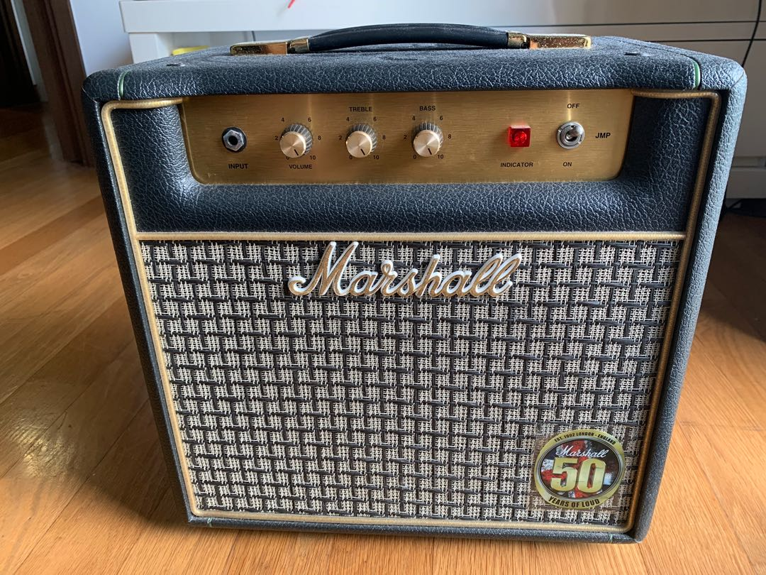 Marshall JMP1 - 50th Anniversary