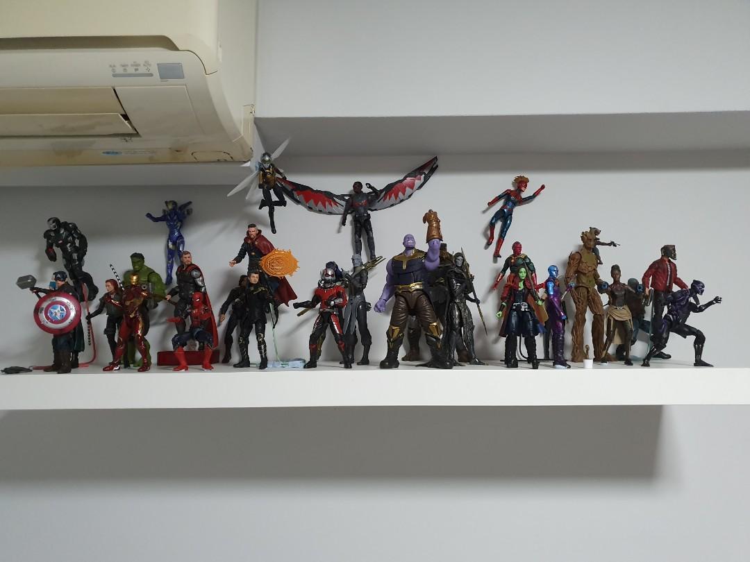 INHAND Beta Ray Bill Thor Marvel Legends AVENGERS ENDGAME *NO Professor Hulk BAF