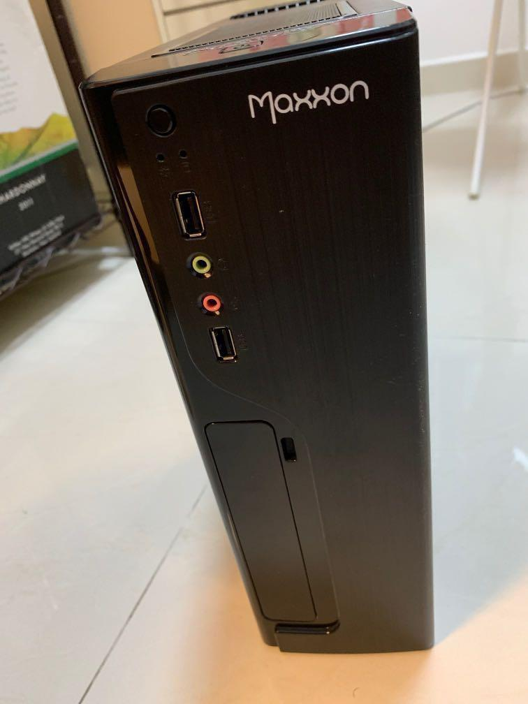 Maxxon A280 火牛連maxxon mAix 機箱(有盒)