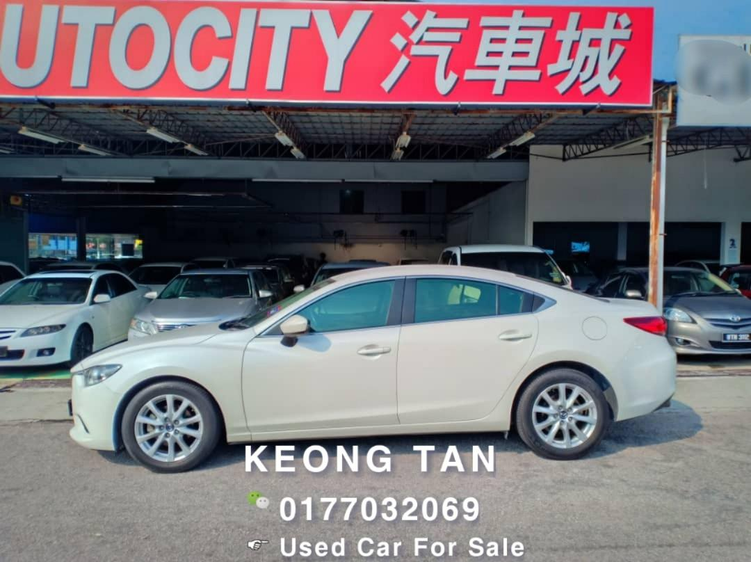 MAZDA 6 2.0AT SEDAN 2013TH Cash💰Offer Price💲RM66,300 Only‼LowestPrice InJB 🎉📲 Keong‼🤗
