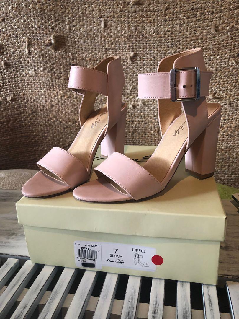 Miss Shop 'Blush' heels
