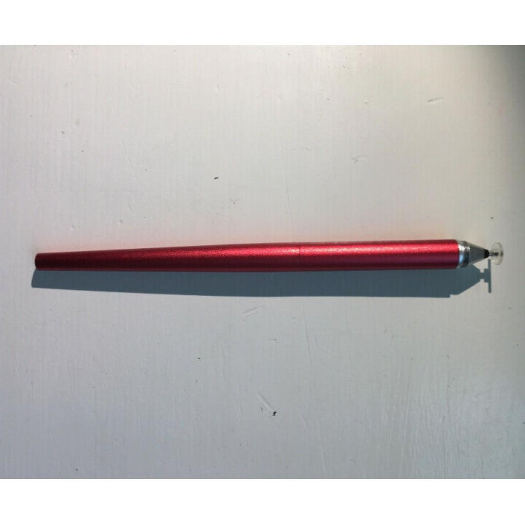 Musemee Notier V2 - Red - Tablet/Smartphone Stylus Pen
