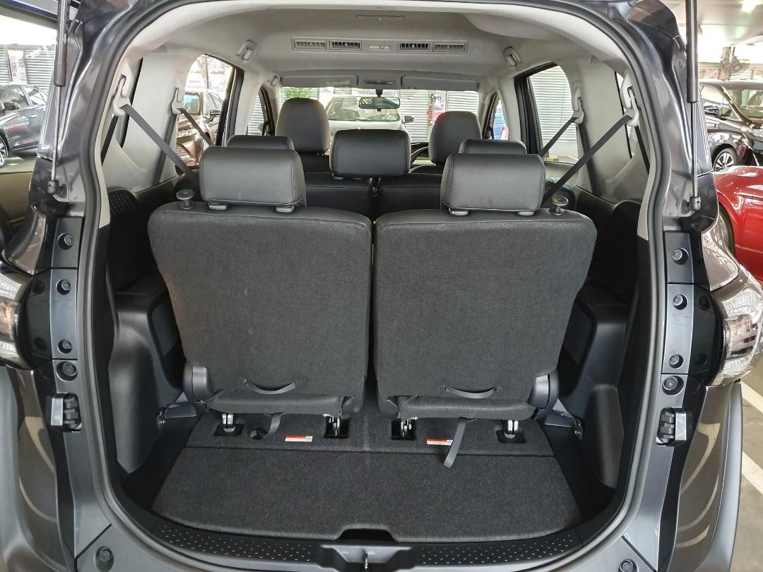 Brand New Sienta with Rear Aircon