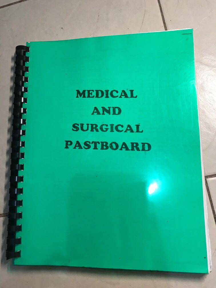 Physical Therapy and Occupational Therapy reviewer - Medical and Surgical Conditions