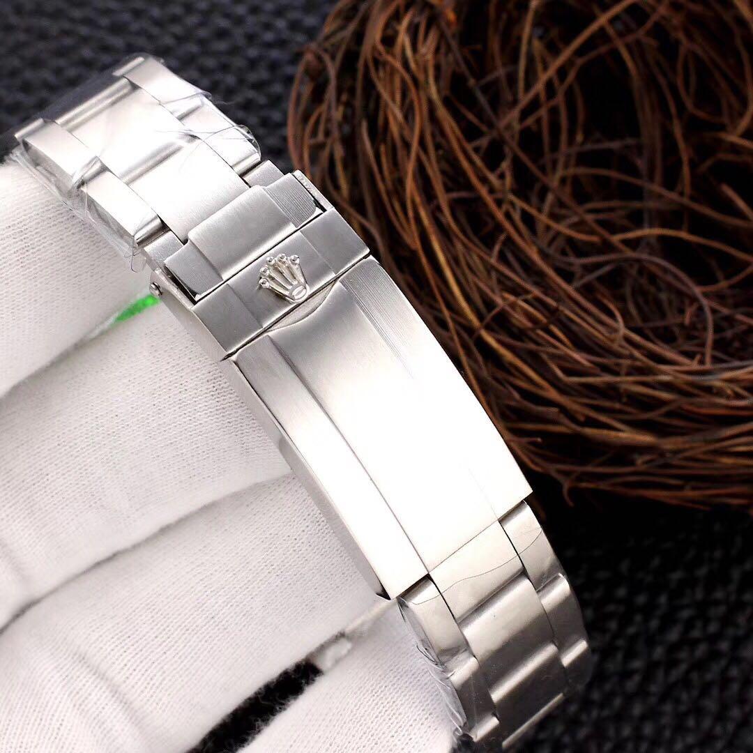 Rolex 3-needle Diving Ceramic Ring Men's Watch