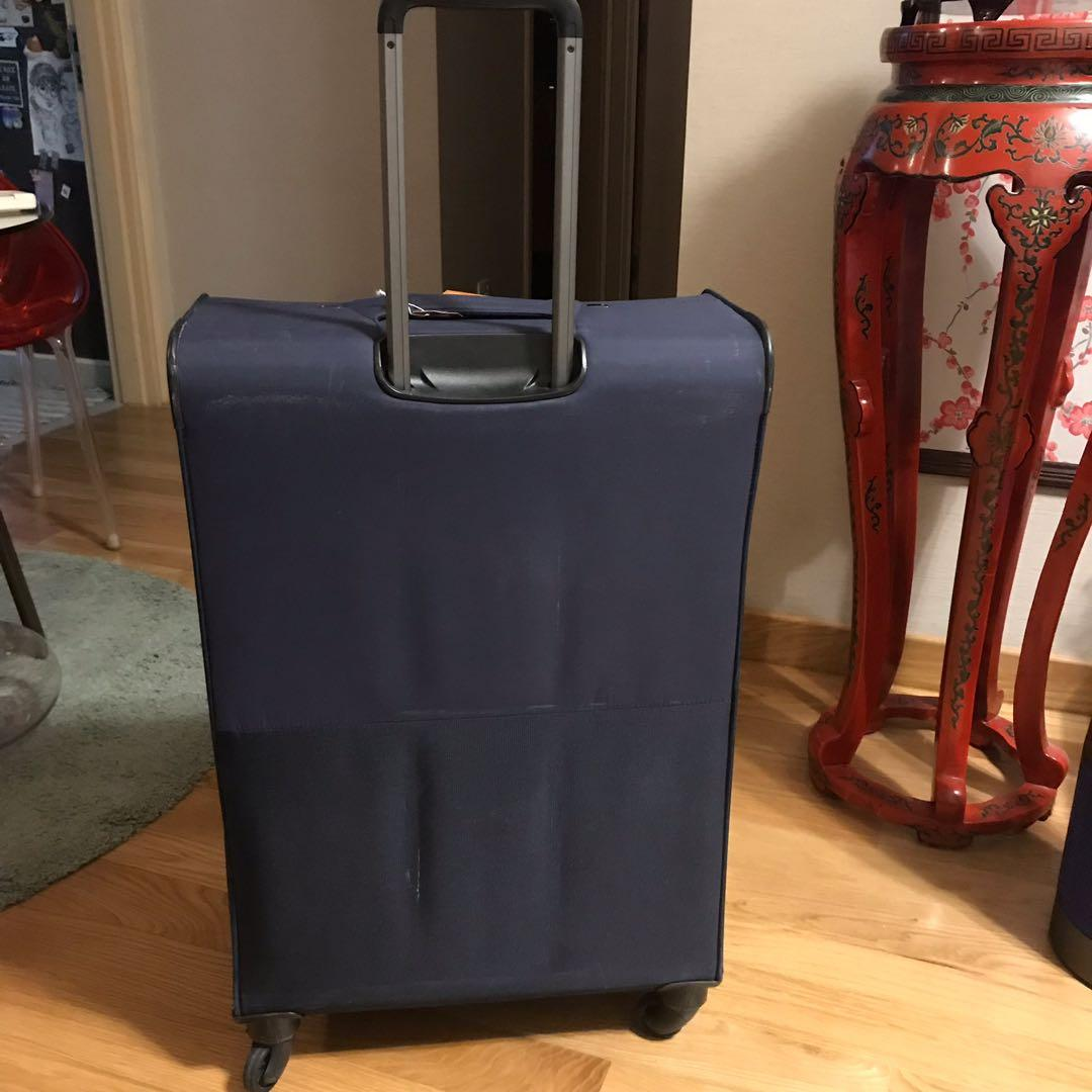 Samsonite Super light luggage