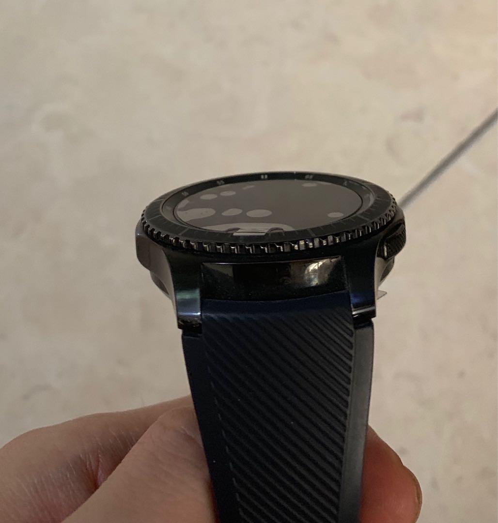 SEIN Resmi Samsung Gear S3 Frontier Ex Display