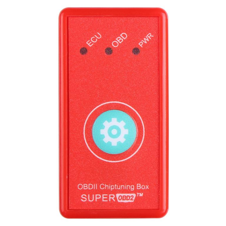 Super Plug and Drive NitroOBD2 Performance Chip Tuning Box