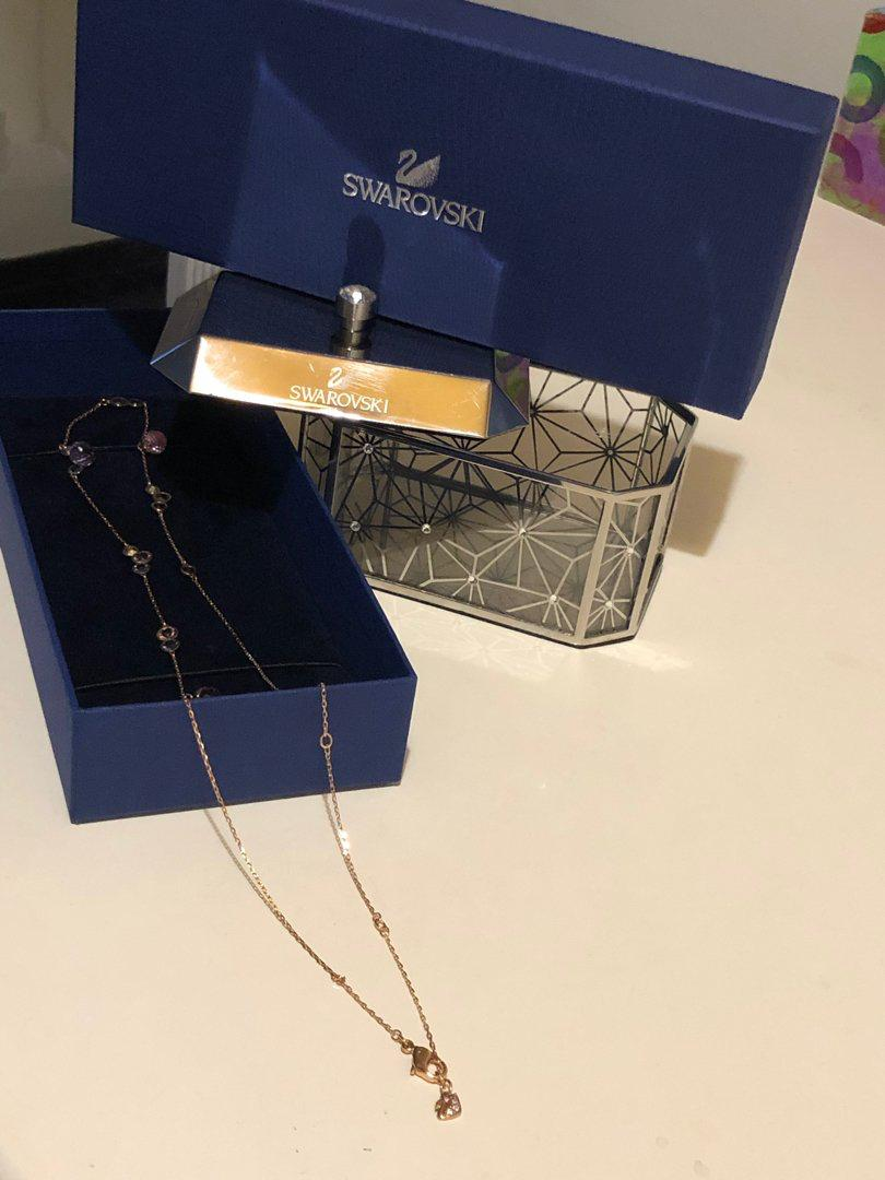 Swarovski Necklace 施華洛水晶頸鍊
