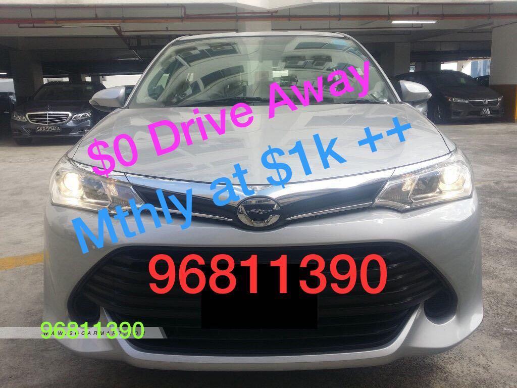 Toyota Corolla Axio Auto 1.5
