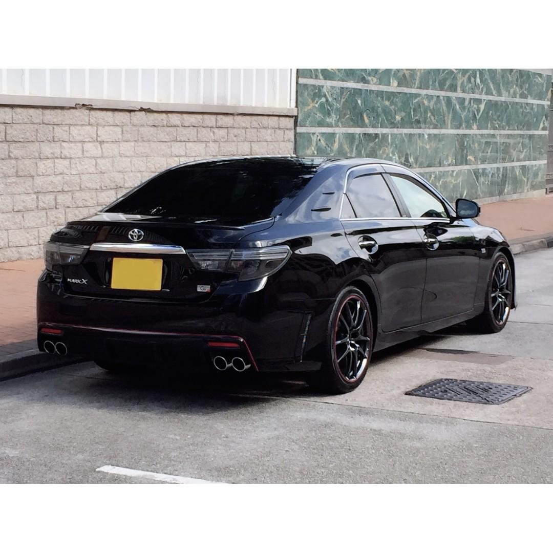 TOYOTA   MARK-X GS SPORTS FACELIFT   2013