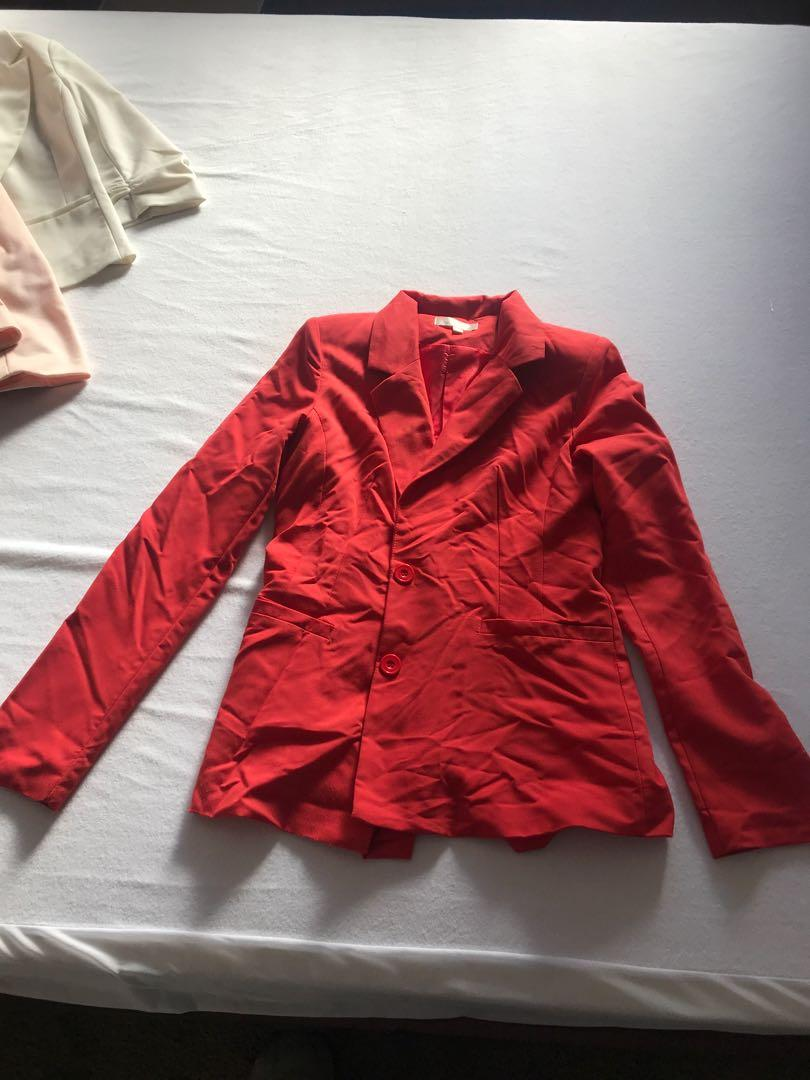 Work jackets / business jackets / suit jackets