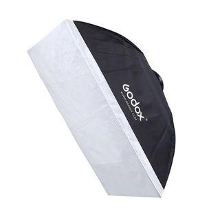 50x70cm GODOX Portable Square Umbrella Softbox Reflector For Flash Speedlite