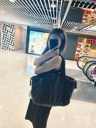 Chanel 大容量 Classic Cocoon Nylon Bag